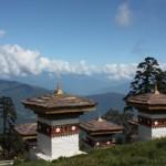 Chortan, Dochu Pass, Bhutan