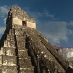The sacred ruins of Tikal