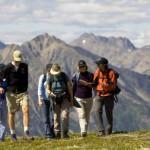 Heli-hiking British Columbia