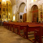 Cathedral Oaxaca