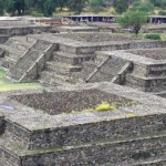 The sacred ruins of Teotihuacan