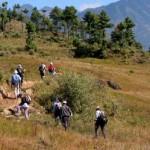 Hiking Bhutan