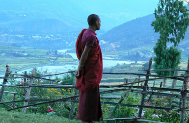 Bhutan spiritual retreat
