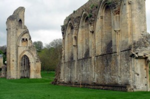Glastonbury Ruins