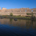 The sacred site of Philae in Egypt