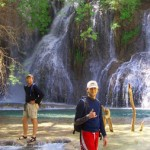 Hiking around Havasupai Falls