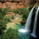 The stunning Havasupai Falls