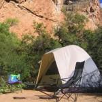 Havasupai Falls Camping