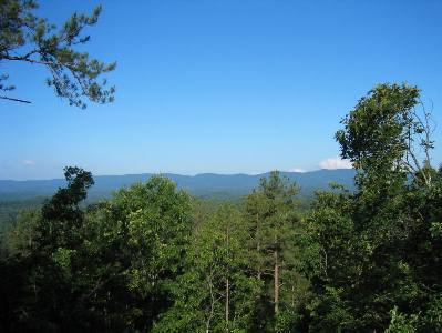 North Georgia view