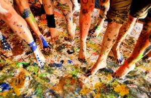 Paint Your Dance