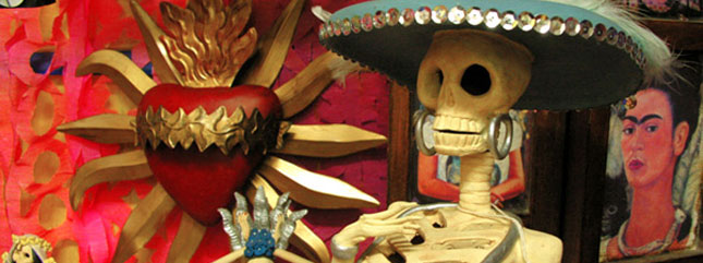 Day of the Dead, Oaxaca, Mexico