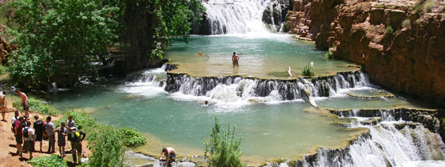 Havasuapi Falls Spiritual Retreat