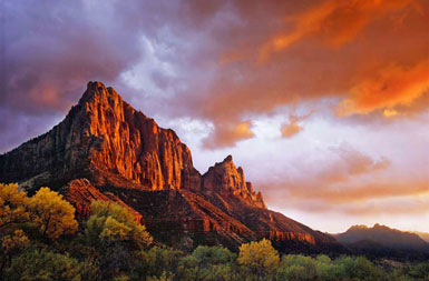 Zion National Park Painting Retreat
