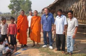 Volunteer vacation Angkor Wat, Cambodia