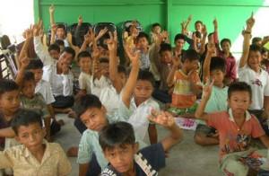 International Volunteer Angkor Wat, Cambodia