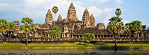 Angkor Wat Volunteer Travel Spiritual  Journey