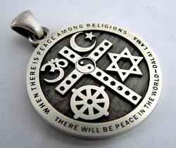 Unity pendant