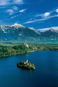 Lake Bled, Solvenia