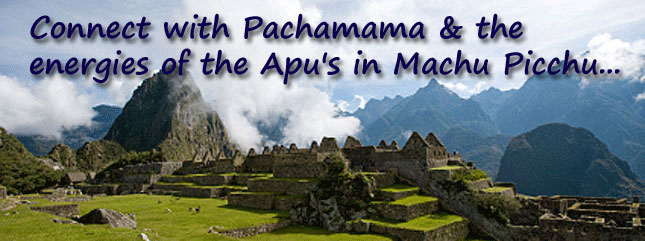 Spiritual Journey to Machu Picchu Peru