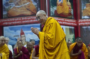 The esteemed Dalai Lama