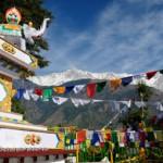 Sacred site on our Spiritual Journey to Dharamsala