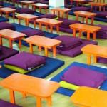 The Tushita Meditation Centre in India
