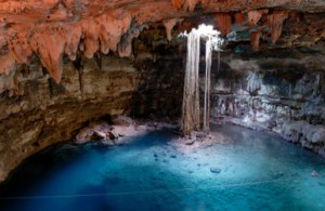 Cenote 2012 Spiritual Journey