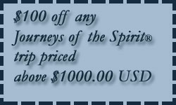 Journeys of the Spirit coupon