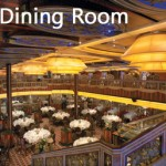 Carnival Cruise Dining room