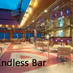 Carnival Cruise endless bar