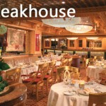 Carnival Cruise steak house
