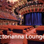 Carnival Cruise victorianna lounge