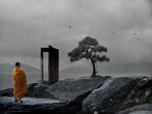 monkanddoor