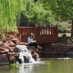 Sedona Retreat grounds