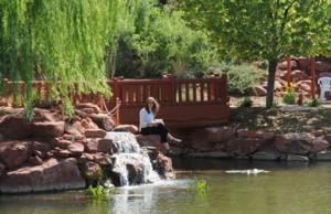 Sedona Retreat grounds