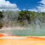 Rotorua wai o tapo New Zealand