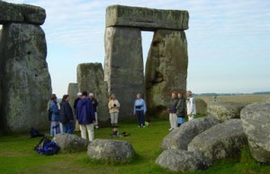Stonehenge Britain Sacred Sites