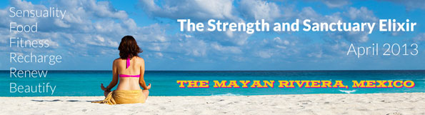 Womens Spiritual Retreat Mayan Riviera