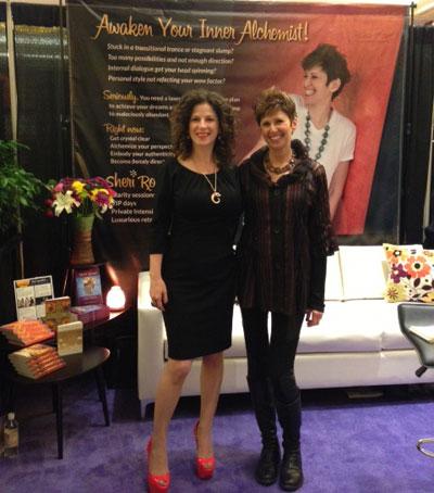 Sheri Rosenthal & Deborah Kagan