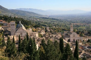 Umbria Italy Spiritual retreat