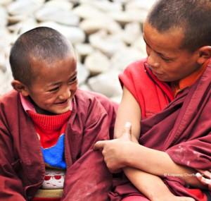 Ladakh children