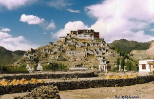 Ladakh Thiksey