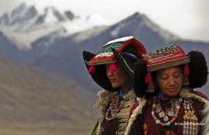 Ladakh women