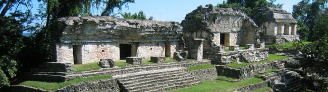 Palenque Sacred Ruins