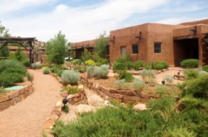 Rooms at Ojo Caliente