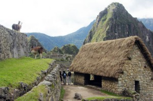 A day at Machu Picchu