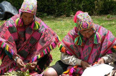 Peruvian Shamans