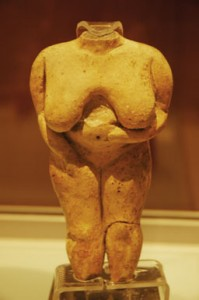 Malta Goddess