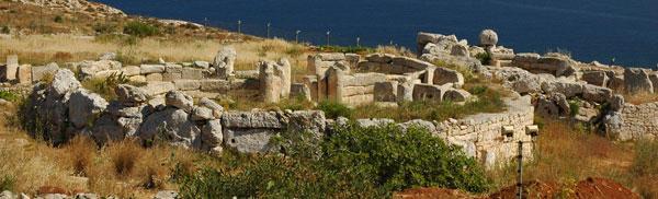 Mnajdra ruins Malta