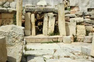 Tarxien ruins Malta